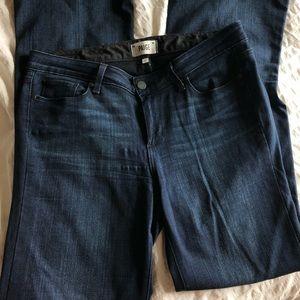 Paige size 30 Skyline Bootcut jeans